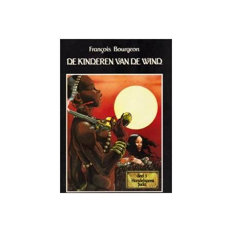 Kinderen van de Wind HC 03 Handelspost Juda herdruk 1986