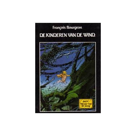 Kinderen van de Wind HC 04 HC Uur van de slang herdruk 198