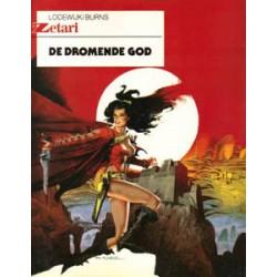 Zetari 01<br>De dromende god<br>2e bewerkte druk 1988