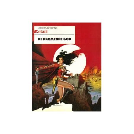 Zetari 01 De dromende god 2e bewerkte druk 1988
