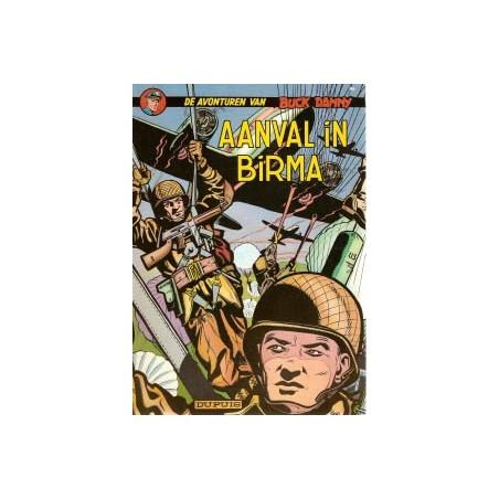 Buck Danny 06 - Aanval in Birma herdruk