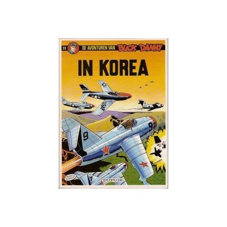 Buck Danny<br>11 - In Korea<br>herdruk