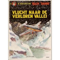 Buck Danny 23 - Vlucht naar de verloren vallei herdruk