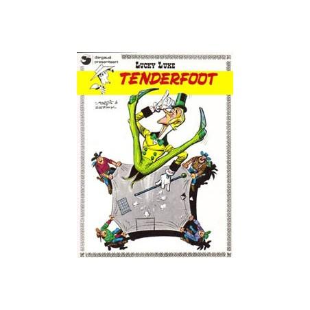 Lucky Luke II 02 Tenderfoot herdruk Dargaud