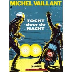 Michel Vaillant<br>04 - Tocht door de nacht<br>herdruk