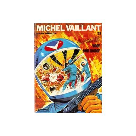 Michel Vaillant 21 - Gevecht voor een motor herdruk