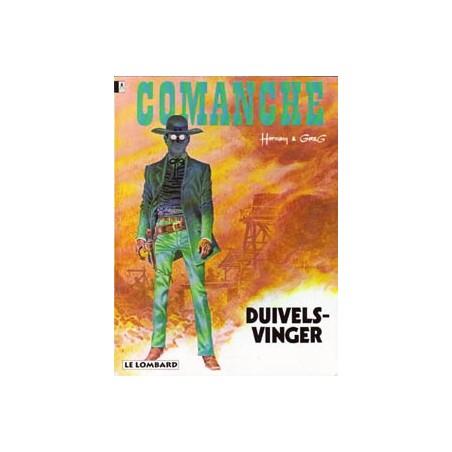 Comanche 07 Duivelsvinger herdruk