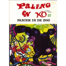 Paling en Ko 27<br>Paniek in de zoo<br>1e druk 1981