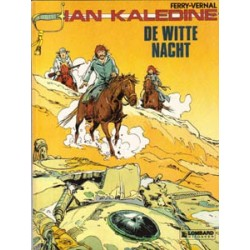 Ian Kaledine 01<br>De witte nacht<br>1e druk 1983