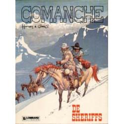 Comanche 08 - De sheriffs herdruk