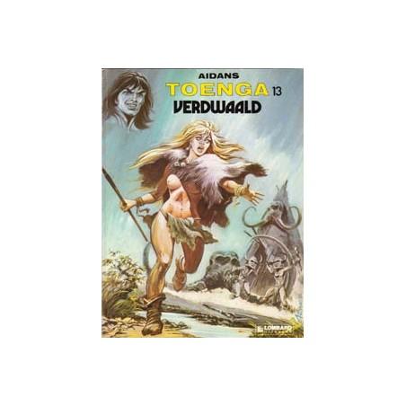 Toenga 13 Verdwaald 1e druk 1984