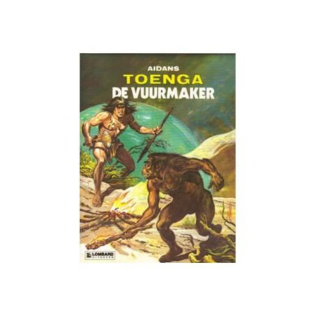 Toenga 12 De vuurmaker 1e druk 1982