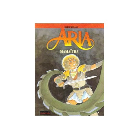 Aria  31 Mamaitha