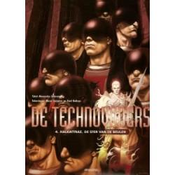 Technovaders 04 Halkattraz, de ster van de beulen