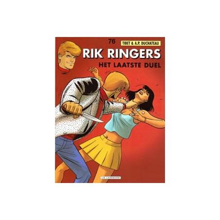 Rik Ringers  76 Het laatste duel