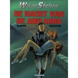 Wayne Shelton 08 De nacht van de adelaars