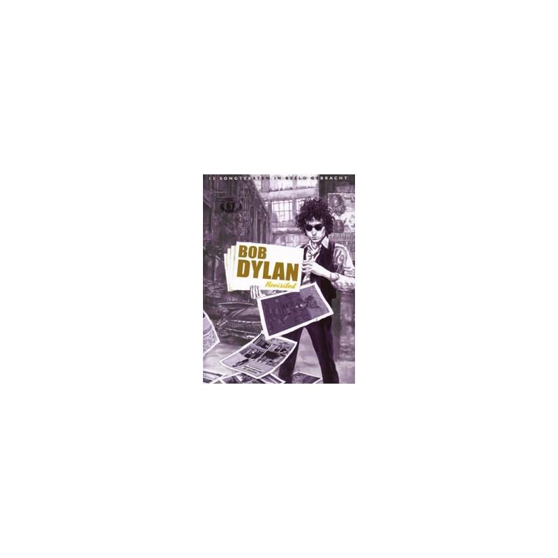 Bob Dylan Revisited HC 13 Songteksten in beeld