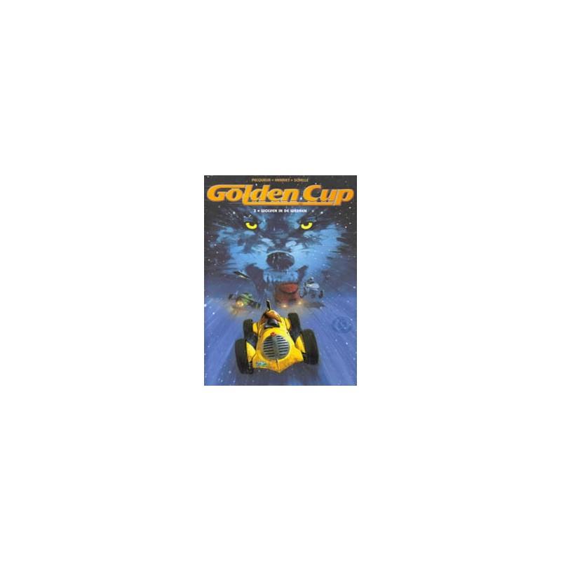 Golden cup  03 HC Wolven in de wedren