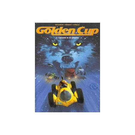 Golden cup  03 HC Wolven in de wedren