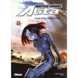 Battle Angel Alita 08