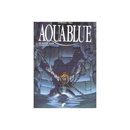 Aquablue  07 De witte ster tweede deel