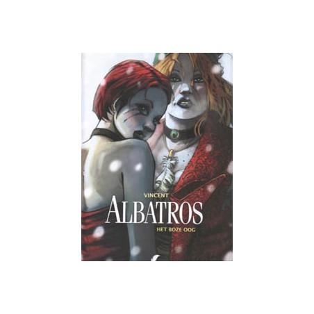 Albatros 02 HC Het boze oog