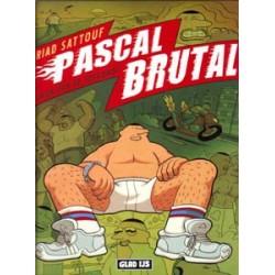 Pascal Brutal 01 HC<br>Man van de toekomst