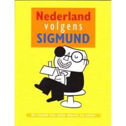 Nederland volgens Sigmund Tentoonstellingscatalogus