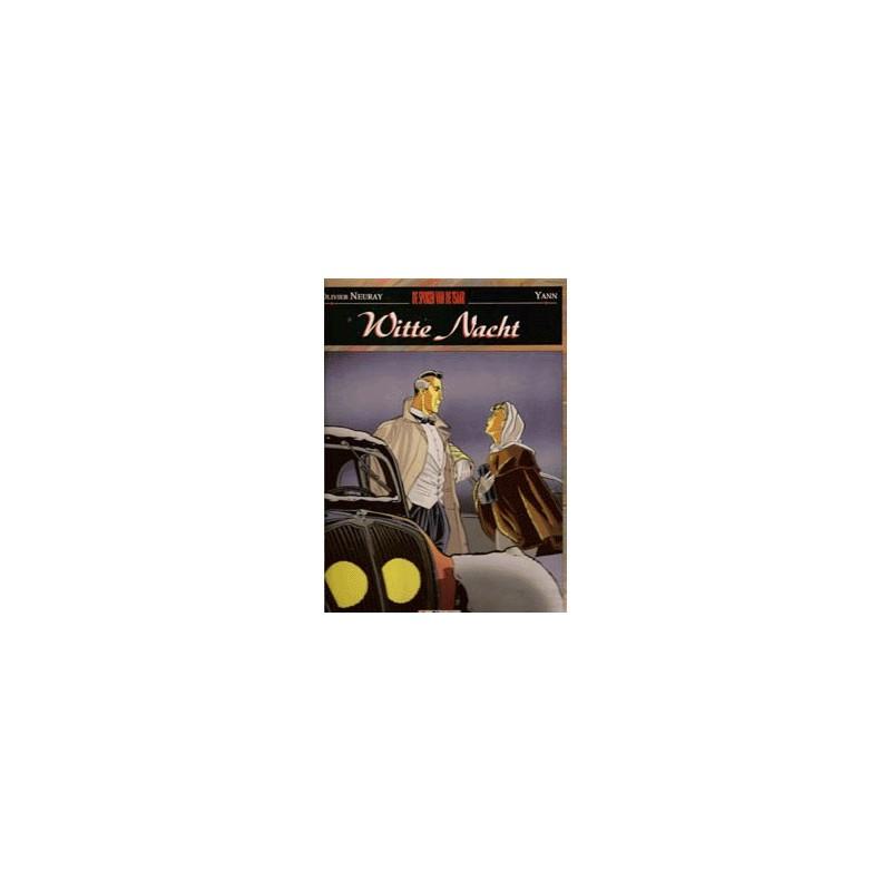 Witte Nacht setje HC 1-4 1e drukken 1991-1998