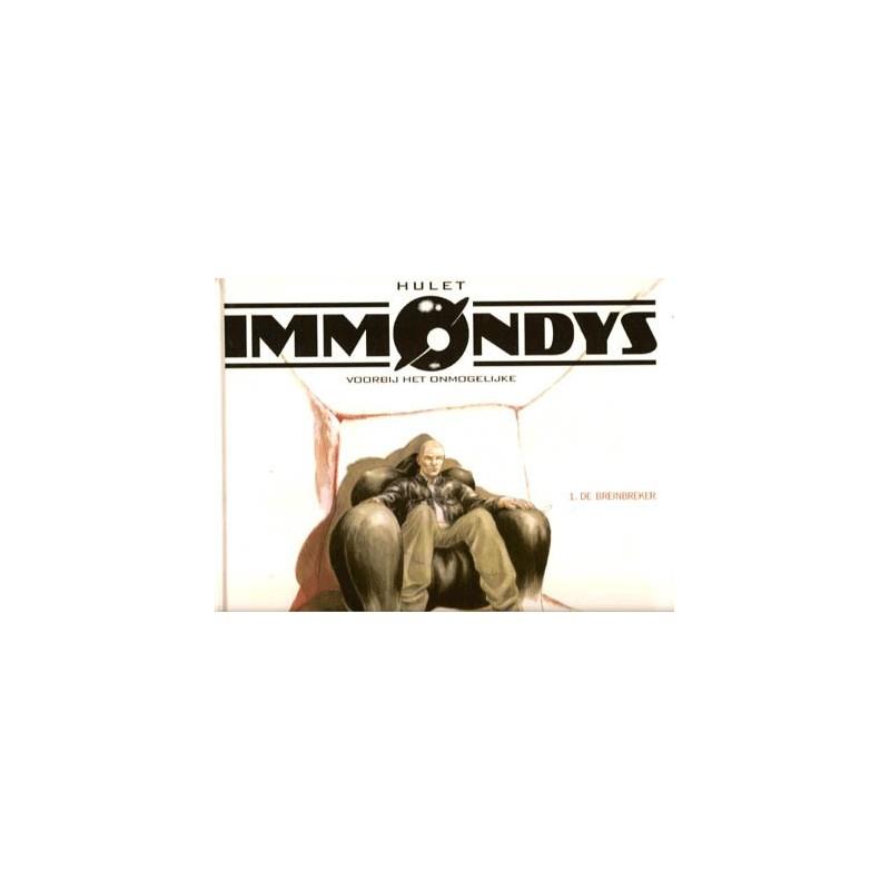 Immondys – Voorbij het onmogelijke set HC 1,2 en 3