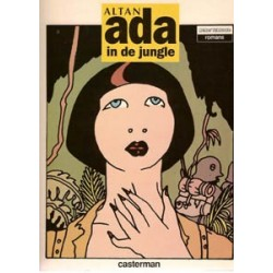 Ada in de jungle<br>1e druk 1990