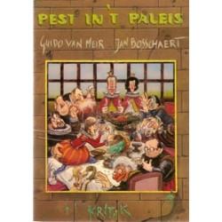 Bosschaert Pest in het paleis 1e druk 1983