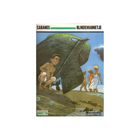 Cabanes Blindemannetje HC 1e druk 1989