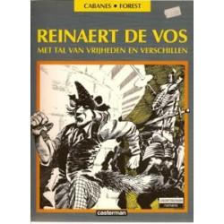 Cabanes<br>Reinaert de Vos<br>1e druk 1988