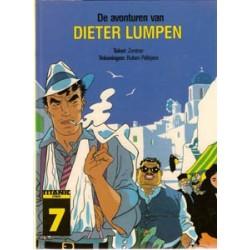 Titanic reeks 07 Dieter Lumpen HC 1e druk 1987