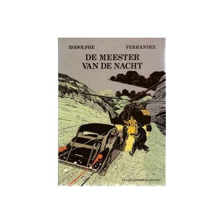 Kommissaris Raffini 02 SC Meester v/d nacht 1e druk 1985