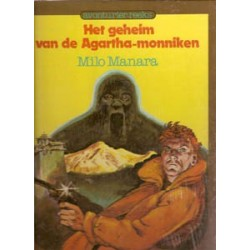 Avonturier-reeks 01 Het geheim van de Agartha-monniken HC