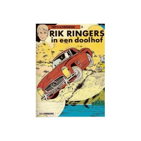 Rik Ringers  03 Rik Ringers in een doolhof