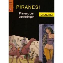 Manara Piranesi planeet der bannelingen HC 1e druk 2004