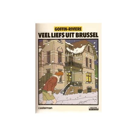Veel liefs uit Brussel 1e druk 1982