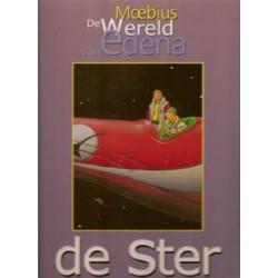 Wereld van Edena 01 HC<br>De ster