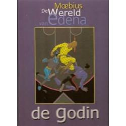 Wereld van Edena 03 HC<br>De godin