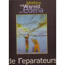 Wereld van Edena 06 HC<br>De reparateurs
