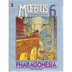 Moebius Collected fantasies of Jean Giraud 06 Pharagonesia