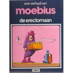 Moebius De erectomaan HC Auteursreeks 17 1e druk 1982