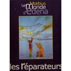 Moebius<br>Le Monde d'Edena HC<br>Les réparateurs