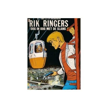 Rik Ringers  08 Oog in oog met slang