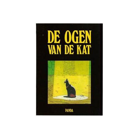 Moebius Ogen van de kat SC 1e druk 1982