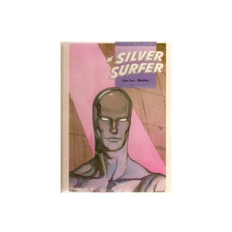 Moebius Silver Surfer HC 1e druk 1989