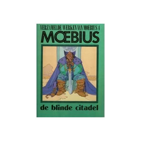 Verzamelde werken van Moebius 04 HC De blinde citadel